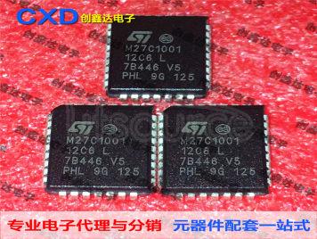 M27C1001-12C6 1 Mbit 128KB Integrated Circuit Microcontroller Chip Storage IC