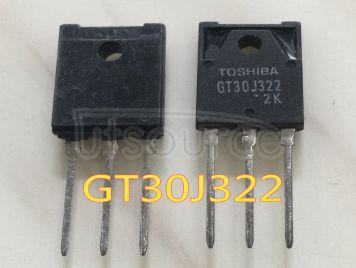 GT30J322 30J322 IGBT 30A 600V TOSHIBA TO3PF