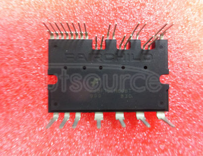 FSBF15CH60BT Smart Power Module<br/> Package: SPM27-JA<br/> No of Pins: 27<br/> Container: Rail