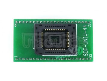 PLCC44 TO DIP44, Programmer Adapter