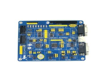EX-F34x-Q48 Premium, C8051F Development Board