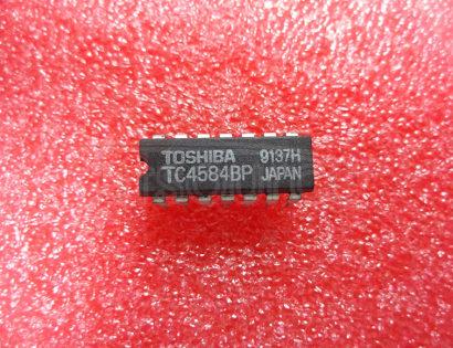 TC4584 HEX SCHMMIT TRIGGER