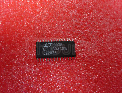 LT1130ACSW#PBF IC TRANSCEIVER FULL 5/5 28SOIC