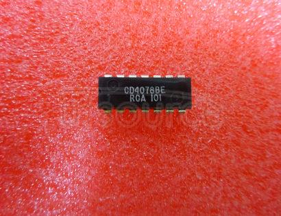CD4078BE Logic IC