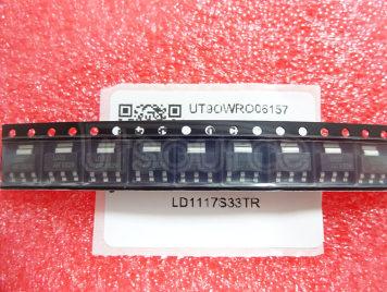 STMicroelectronics LD1117S33TR
