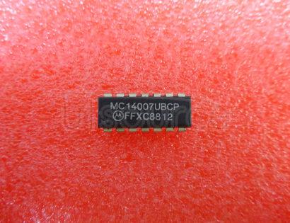MC14007UBCP