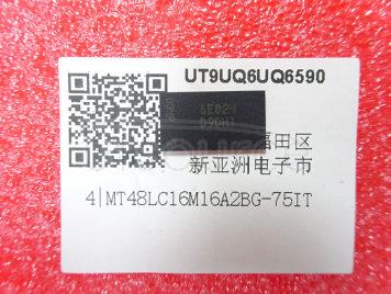 MT48LC16M16A2BG-75IT