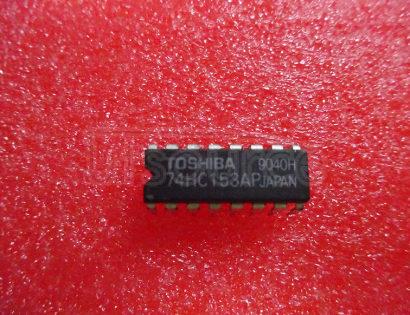 74HC153AP Dual 4-input multiplexer