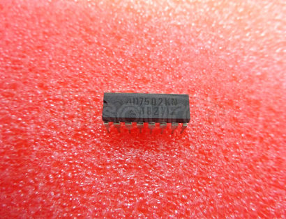 AD7502KN CMOS 4/8 Channel Analog Multiplexers