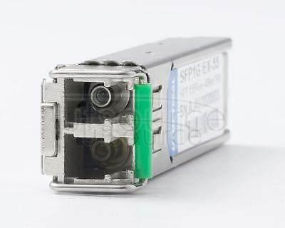 Brocade E1MG-LHA-OM Compatible SFP1G-ZX-55 1550nm 80km DOM Transceiver