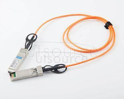 5m(16.4ft) Juniper Networks JNP-10G-AOC-5M Compatible 10G SFP+ to SFP+ Active Optical Cable Every cable is individually tested on a full range of Juniper equipment and passed the monitoring of Utoptical's intelligent quality control system.
