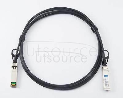 4m(13.12ft) Dell Force10 CBL-10GSFP-DAC-4M Compatible 10G SFP+ to SFP+ Passive Direct Attach Copper Twinax Cable