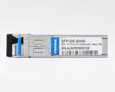 D-Link DEM-331R Compatible SFP-GE-BX40 1310nm-TX/1550nm-RX 40km DOM Transceiver