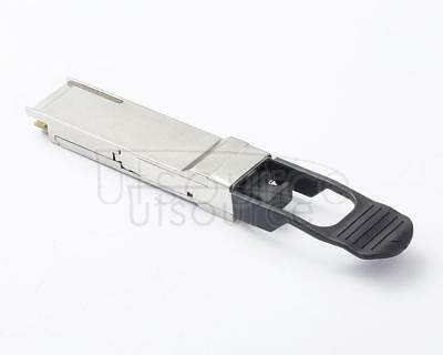 Dell QSFP28-LR4-100G Compatible QSFP28-LR4-100G 1310nm 10km DOM Transceiver Every transceiver is individually tested on a full range of Dell equipment and passed the monitoring of Utoptical's intelligent quality control system.