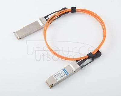 2m(6.56ft) Juniper JNP-40G-AOC-2M  Compatible 40G QSFP+ to QSFP+ Active Optical Cable