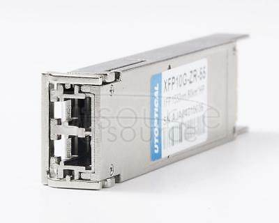 Dell XFP-10G-SM-ZR80 Compatible XFP10G-ZR-55 1550nm 80km DOM Transceiver   Every transceiver is individually tested on a full range of Dell equipment and passed the monitoring of Utoptical's intelligent quality control system.