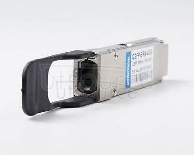 HPE JG709A Compatible QSFP-LRS4-40G 850nm 400m DOM Transceiver