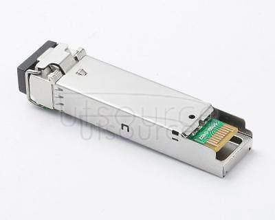 Brocade 1G-SFP-ZRD-1534.52-100 Compatible DWDM-SFP1G-EZX 1534.25nm 100km DOM Transceiver