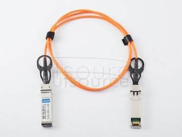 15m(49.21ft) Juniper Networks JNP-10G-AOC-15M Compatible 10G SFP+ to SFP+ Active Optical Cable