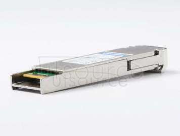 Brocade/Foundry C31 10G-XFP-ZRD-1552-52 Compatible DWDM-XFP10G-80 1552.52nm 80km DOM Transceiver
