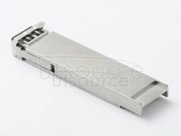 Brocade/Foundry C18 10G-XFP-ZRD-1563-05 Compatible DWDM-XFP10G-80 1563.05nm 80km DOM Transceiver