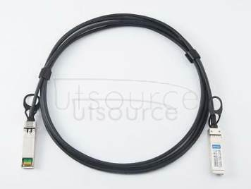 0.5m(1.6ft) Juniper Networks EX-SFP-10GE-DAC-50CM Compatible 10G SFP+ to SFP+ Passive Direct Attach Copper Twinax Cable