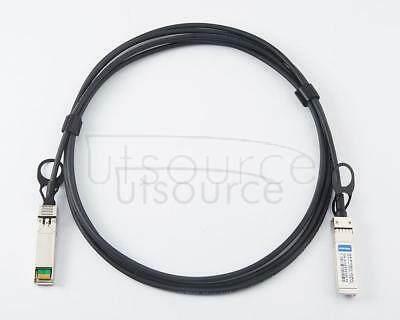 0.5m(1.6ft) Juniper Networks EX-SFP-10GE-DAC-50CM Compatible 10G SFP+ to SFP+ Passive Direct Attach Copper Twinax Cable