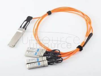 7m(22.97ft) Cisco QSFP-4X10G-AOC7M Compatible 40G QSFP+ to 4x10G SFP+ Active Optical Cable