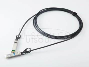 0.5m(1.6ft) Cisco SFP-H10GB-CU50CM Compatible 10G SFP+ to SFP+ Passive Direct Attach Copper Twinax Cable