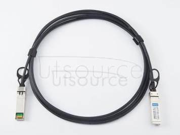 2.5m(8.20ft) Dell Force10 CBL-10GSFP-DAC-2.5M Compatible 10G SFP+ to SFP+ Passive Direct Attach Copper Twinax Cable