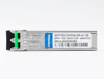 Cisco DWDM-SFP10G-41.35 Compatible SFP10G-DWDM-ER-41.35 1541.35nm 40km DOM Transceiver