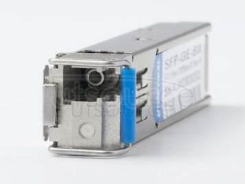 Cisco GLC-BX80-D-I Compatible SFP-GE-BX80 1570nm-TX/1490nm-RX 80km DOM Transceiver