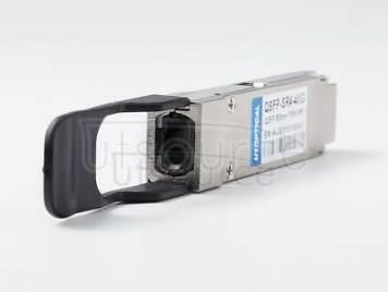Juniper QSFPP-4X10GE-SR Compatible QSFP-LRS4-40G 850nm 400m DOM Transceiver