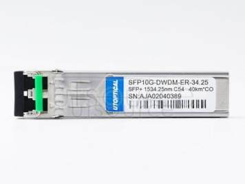 Cisco DWDM-SFP10G-46.92 Compatible SFP10G-DWDM-ER-46.92 1546.92nm 40km DOM Transceiver