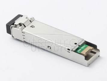 Brocade E1MG-1G-BXU-40 Compatible SFP-GE-BX40 1310nm-TX/1550nm-RX 40km DOM Transceiver
