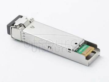 Brocade 1G-SFP-ZRD-1563.86-100 Compatible DWDM-SFP1G-EZX 1563.86nm 100km DOM Transceiver