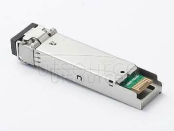 Brocade E1MG-CWDM80-1330 Compatible CWDM-SFP1G-ZX 1330nm 80km DOM Transceiver