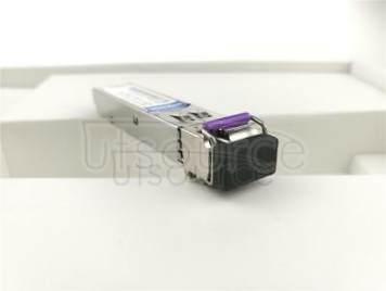 HPE BiDi SFP-1G-BXD-120 Compatible SFP-GE-BX120 1550nm-TX/1490nm-RX 120km DOM Transceiver