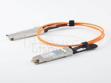 25m(82.02ft) Huawei QSFP-H40G-AOC25M Compatible 40G QSFP+ to QSFP+ Active Optical Cable