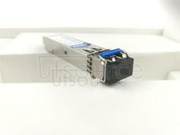 HPE JD111A Compatible CWDM-SFP1G-ZX 1590nm 70km DOM Transceiver