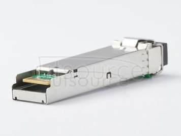 Force10 DWDM-SFP10G-55.75 Compatible SFP10G-DWDM-ZR-55.75 1555.75nm 80km DOM Transceiver