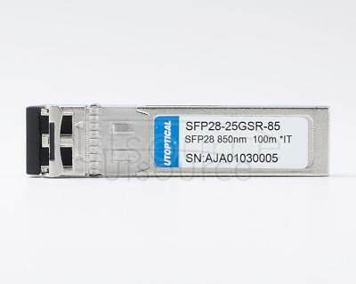 Intel E25GSFP28SR Compatible SFP28-25GSR-85 850nm 100m  DOM Transceiver