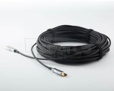 UTOPTICAL  HDMI Fiber Cable 17 feet Light High Speed Support 18.2 Gbps 4K at 60Hz HDMI 2.0 ,  Flexible With Optic Technology 5m Each cable has passed the rigorous test, perfectly support 4k@60Hz