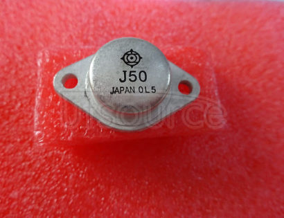 2SJ50 LOW FREQUENCY POWER AMPLIFIER