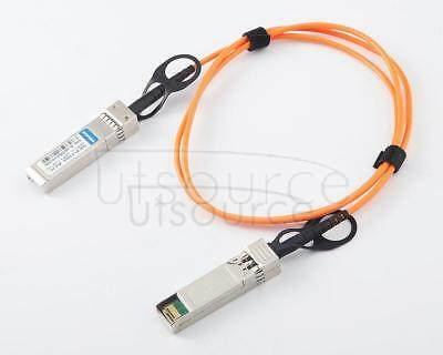 1m(3.28ft) Utoptical Compatible 25G SFP28 to SFP28 Active Optical Cable UTOPTICAL interoperability SFP+ cable is built to meet MSA standards and ensures flawless operations across open, standards-based vendors, tested to integrate into your network sealmlessly.