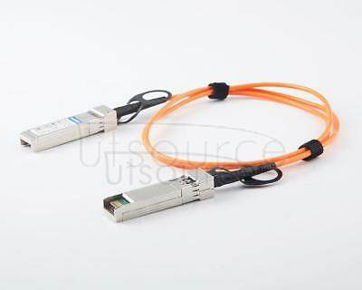 5m(16.4ft) Utoptical Compatible 25G SFP28 to SFP28 Active Optical Cable UTOPTICAL interoperability SFP+ cable is built to meet MSA standards and ensures flawless operations across open, standards-based vendors, tested to integrate into your network sealmlessly.