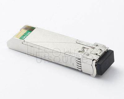Generic Compatible SFP10G-SR-85 850nm 300m DOM Transceiver Every transceiver is individually tested on corresponding equipment such as Cisco, Arista, Juniper, Dell, Brocade and other brands, passed the monitoring of Utoptical's intelligent quality control system.