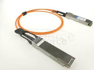 30m(98.43ft) Dell Force10 CBL-QSFP-40GE-30M Compatible 40G QSFP+ to QSFP+ Active Optical Cable