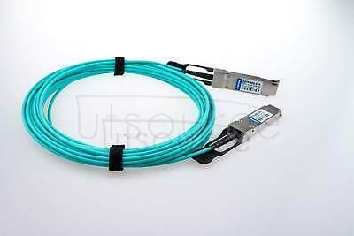 50m(164.04ft) Cisco QSFP-100G-AOC50M Compatible 100G QSFP28 to QSFP28 Active Optical Cable