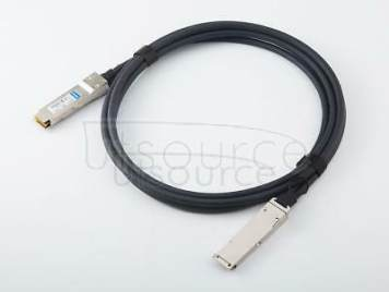 5m(16.4ft) Brocade 100G-Q28-Q28-C-0501 Compatible 100G QSFP28 to QSFP28 Passive Direct Attach Copper Twinax Cable
